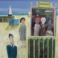 Punch & Judy by the Lighthouse by Simon  Quadrat